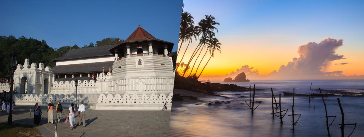 Zájezd Srí Lanka květen - září